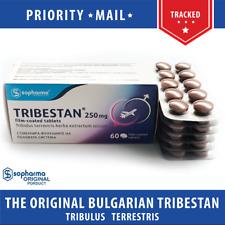 Sopharma Tribestan 250mg Testosterone Booster Libido Enhancer Tablets - 60 Count