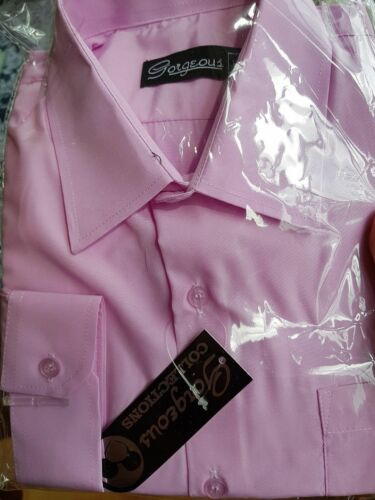Boys Dress Shirts Kids Plain  1-16 years Boys Formal wear Occasion wear