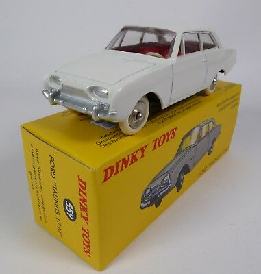 DeAgostini 1:43 Dinky toys 559 Ford Taunus 17M Diecast Models Collection