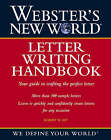 Webster's New World Letter Writing Handbook by Robert W. Bly (Paperback, 2003)