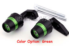 8 colours Frame Sliders Crash Protector For Kawasaki ER-6N 2012 2013 2014 2015