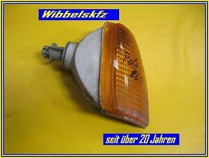VW-Polo-86C-Blinker-links-orrange