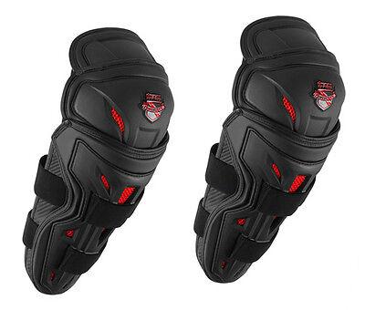 Icon Field Armor Stryker Knee Guards Vented Biofoam Black 2704-0238