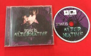 SGAE-IS-ALTERNATIVE-PR0113-TRES-BON-ETAT-CD