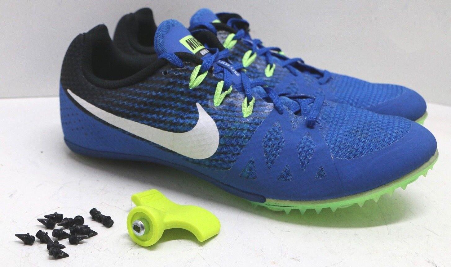 Nike zoom rivale m m m 8 tracce in campo spike multi - uso racing scarpa mens sz 11,5 | Materiali Selezionati Con Cura  | Alta Qualità  | Nuovi prodotti nel 2019  8c4732