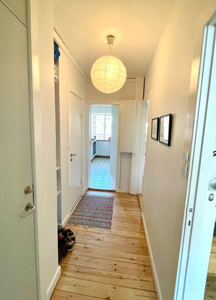København, Andelslejlighed byttes, 2100