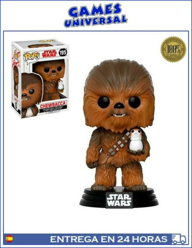 Funko Pop Star Wars Chewbacca 195