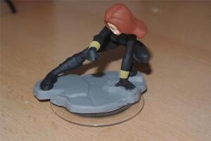 DISNEY-Infinity-2-0-Avengers-Black-Widow-Figura-Spedizione-gratuita-nel-Regno-Unito