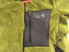NEW men's Mountain Hardwear monkey man JACKET new Polartec Fleece Medium M