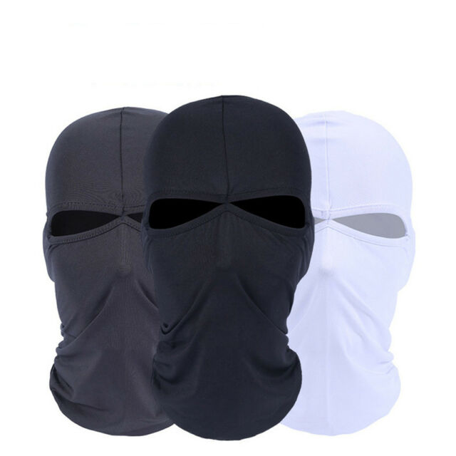Women Man's Outdoor Motorcycle Cycling Ski Full Cover Neck Face Mask Balaclava C
