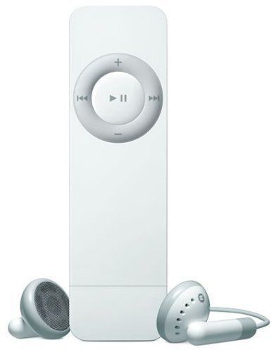 Apple iPod shuffle 1st Generation White (512MB) for sale ...