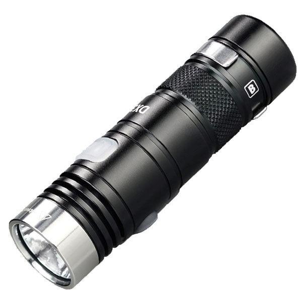 EagleTac DX3B Pro Mini Luz De Bolsillo Recargable (DX30B-MR) - Estrecho Ancho -2310 lúmenes