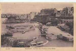 64-CPA-Biarritz-Le-Port-des-Fischer