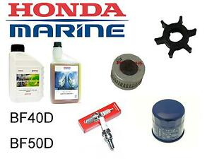 Honda Outboard Service Manual