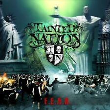 Tainted Nation - F.E.A.R. [New CD]