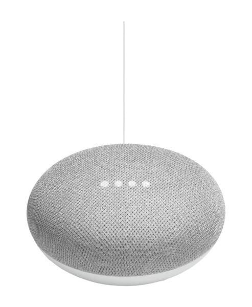 Google Home Mini GA00210US Smart Assistant Speaker - Chalk   eBay
