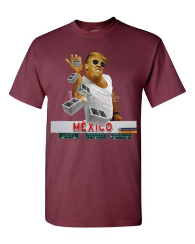 Funny Donald Trump A Pinch Of The Wall T-Shirt New 257