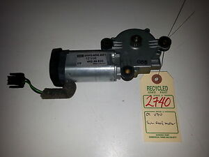 2001 volvo v70 sunroof motor oem 44249533 2740 ebay for 2001 volvo v70 window regulator