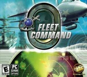 FLEET-COMMAND-Naval-PC-Strategy-Game-Win-XP-Vista-7-8-Brand-New-Sealed