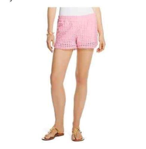 Xxl Vacanza Pulitzer Nwt For Taglia Pantaloncini Rosa Occhielli Target da Lilly Donna P1xPU