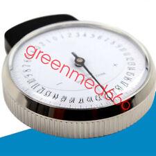 Lab Ophthalmic Lens Clock Base Curve Optician Curvature Measure Measuring Gauge