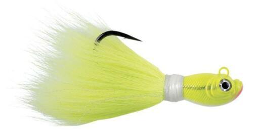 Details about  /SPRO Power Bucktail Jig HD 6-8 oz Big Game Saltwater Hair Jig w Gamakatsu Hook
