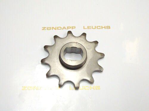Zündapp chaînes pignon pignon 850 13 CS CX Hai 25 448 type mobylette
