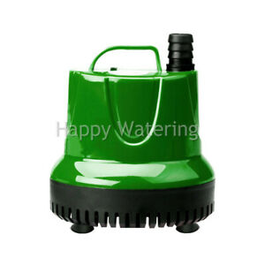 198gph Provided 750l/h 8w Mini Submersible Water Pump Aquarium Pump 220v Eu Plug Finely Processed