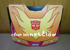 Transformers Takara Tomy Masterpiece MP-28 Hot Rodimus Coins