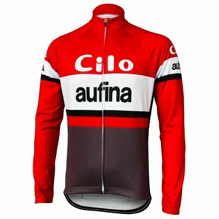 Cilo Aufina Long Sleeve Cycling Jersey