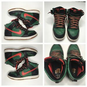 premium selection 43f29 3832c Details about Nike Dunk High Supreme Spark LE East DJ Clark Kent Size 11  Rare 375378 361