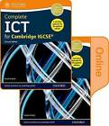 Complete ICT for Cambridge IGCSE: Print and Online Student Book Pack by Stephen Doyle (Mixed media product, 2016)