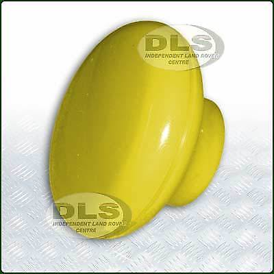 Land Rover Series 2 2A /& 3  Yellow 4WD Selector  Lever Knob 232813