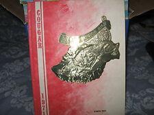 ISAAC JUNIOR JR HIGH SCHOOL YEARBOOK 1971 PHOENIX ARIZONA COUGAR