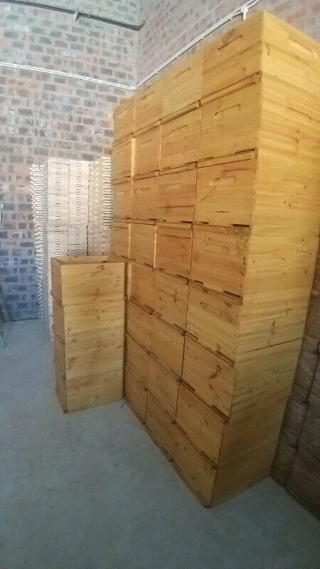 Bees, Beehives and Bee Equipment