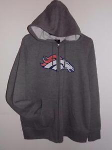 f215d4867 Image is loading NWT-DENVER-BRONCOS-WOMENS-MAJESTIC-WIN-BIG-FULL-