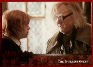 HARRY-POTTER-AND-THE-GOBLET-OF-FIRE-Card-104-IMPERIUS-CURSE-ARTBOX-2006