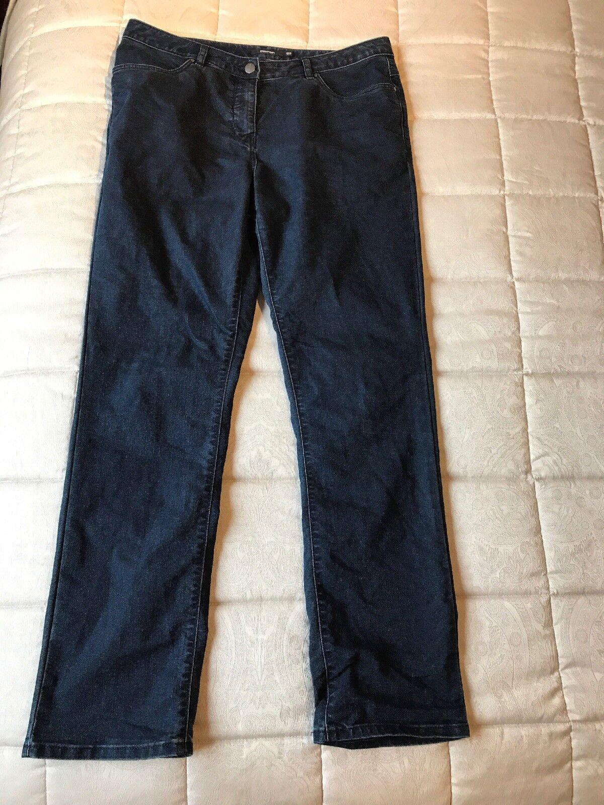 Rohan Ladies Jeans Plus (straight Leg) Size 12R
