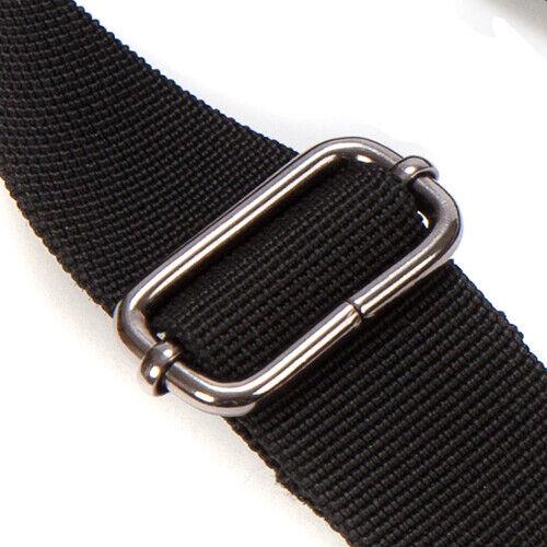 Adjustable Replacement Shoulder Strap Bag Strap Laptop Bag Strap Black is0931