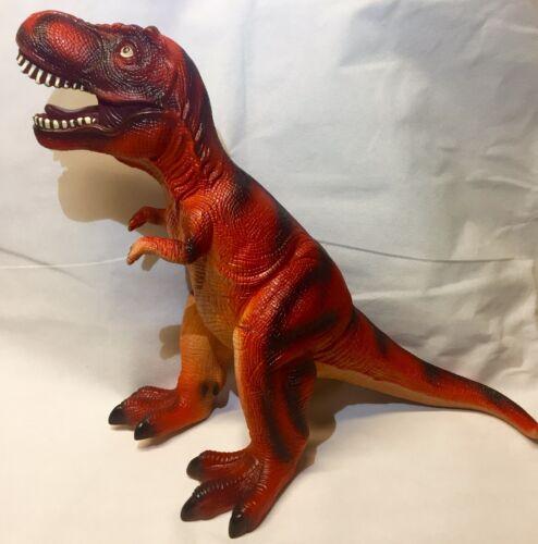 Gran dinosaurio De Peluche Suave De Goma Espuma Juego Juguete Animales Figuras De Acción Nueva Reino Unido