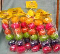 60 Lot Count Hide N Seek Easter Eggs Purple Jumbo Easter Game Prize Bold