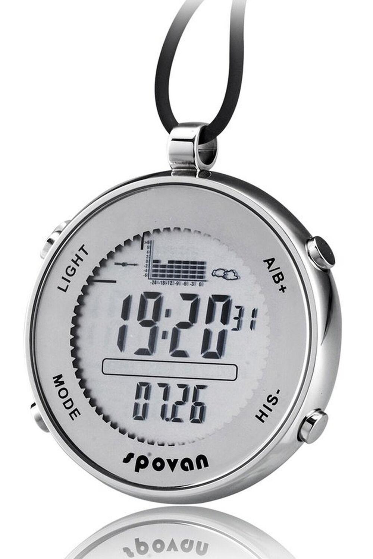 Spovan SPV 600 Im Freien Wasserdichte Unisex Tasche Uhr GY  | Up-to-date Styling