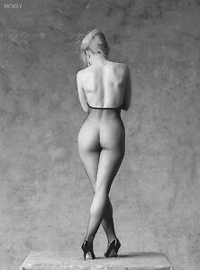 Octavia-93683-01-Noir-amp-Blanc-Fin-Art-Chair-Photo-Signe-a-la-Main-Craig-Morey