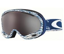 NEW Oakley A Frame Goggles-Sheridan Navy-Prizm Black Lens-SAME DAY SHIPPING!