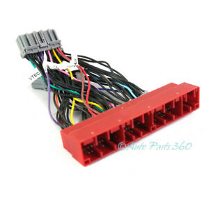 Details about OBD2B TO OBD1 CONVERSION HARNESS ADAPTER ECU MANUAL JUMPER on