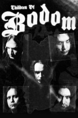 Maxi Poster 61cm x 91.5cm new /& sealed Children of Bodom