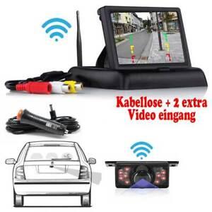 Kabellose-Funk-Ruckfahrkamera-Monitor-Auto-Kamera-Car-Camera-bis5-Jahre-Garantie