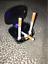 Car-Truck-Home-Cigarette-Ashtray-Stand-Dashboard-Holder-Blue-LED-Detachable-Base thumbnail 5