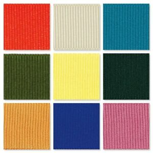 Great-Quality-Grosgrain-Ribbon-5-Widths-All-Colours-Free-Post