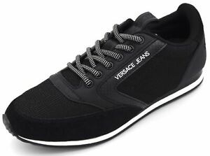 VERSACE JEANS HOMME CHAUSSURE SPORTIF SNEAKER BASKETS CASUAL ART. E0YTBSO1
